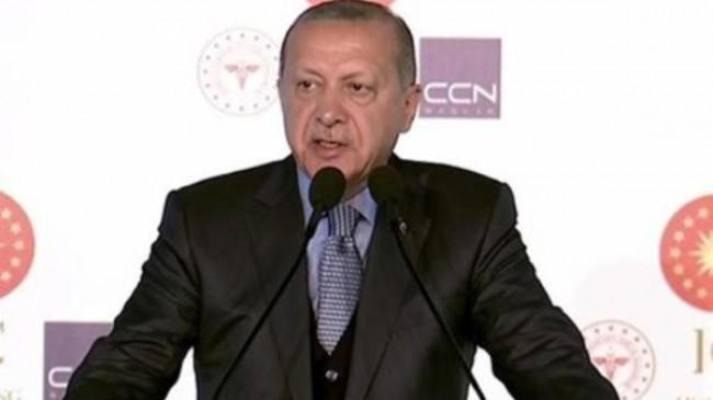 Cumhurbaşkanından Sağlik Personeline 3600 ek gösterge açıklaması