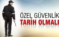 """Erdoğan : """"Hastanelerde Özel Güvenlik Tarih Olmalı"""""""