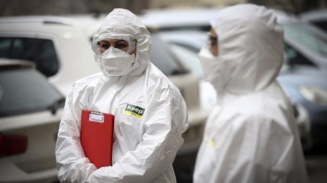 90 binden fazla sağlık çalışanına koronavirüs bulaştı