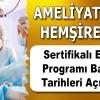 Ameliyathane Hemşireliği Sertifikalı Eğitim Programı