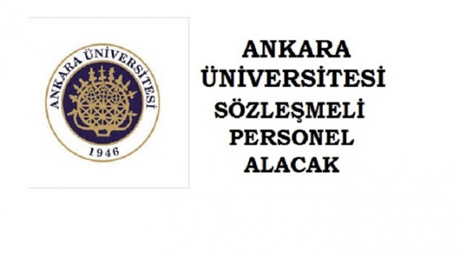 Ankara Üniversitesi Çeşitli Branşlarda Sağlık Personeli Alımı yapacak
