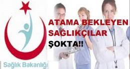 2016/2 KPSS ile alınacak Sağlık personeli sayısı açıklandı