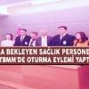 Atama bekleyen sağlıkçılar sorunlarını mecliste dile getirdi