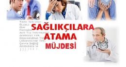 Bakan Akdağ'dan 12500 personel alımı açıklaması
