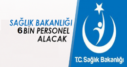 Bakan Akdağ; 6 Bin sağlık personeli için ilana çıkacağız