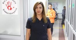 4 Aylık Hamile Olan Sağlık Personeline Saldırdılar