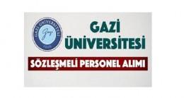 Gazi Üniversitesi Çeşitli Branşlarda Sağlık Personeli Alım İlanı