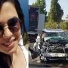 Genç hemşire kaza kurbanı oldu