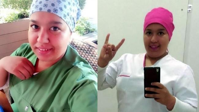 Hemşire forması giyip 4 ay hastanede çalıştı