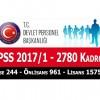 KPSS 2017/1 Branş Dağılımı Ve Pozisyonlar beli oldu! Kaç Sağlık Personeli Alınacak