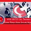 KPSS 2017/2 Merkezi Alım İle 127 Sağlık Personeli Alınacak