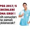 KPSS 2017/5 Tercih Sonuçları Ne Zaman Açıklanacak?