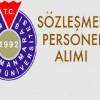 Kahramanmaraş Üniversitesi Sağlık Personeli Alım İlanı