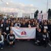 Maratonu'nda 'Sağlıkta şiddet sona ersin' mesajı