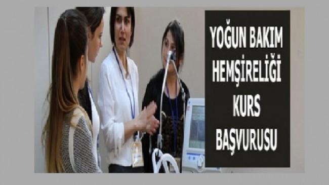 Yoğun Bakım Hemşireliği kurs Programı