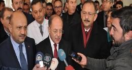 Sağlık Bakanı yaralıların durumu ile ilgili açıklamalarda bulundu
