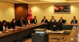 Sağlık Bakanlığı KİK Toplantısı Yapıldı