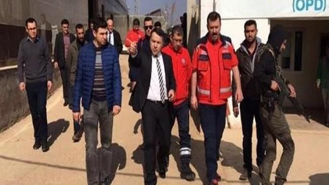 Sağlık Bakanlığı Sınır Ötesinde Yeni Bir Hastane Kuracak