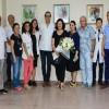 """""""Sağlık İçin Sanat"""" projesi ile Hastane Duvarlarına Resimle Terapi"""