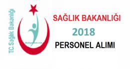 Sağlık Bakanlığı Müsteşarı Açıkladı!! 2018 Sağlık Personel Alımı Ne Zaman?