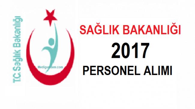 KPSS-2017/3 Sağlık Bakanlığı Sağlık Personeli Alım İlani Yayımlandı