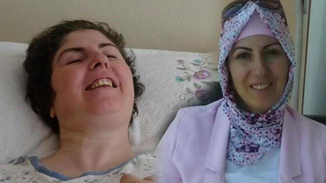 Sağlık çalışanı kadın 5 yıldır yatağa bağımlı halde yaşıyor