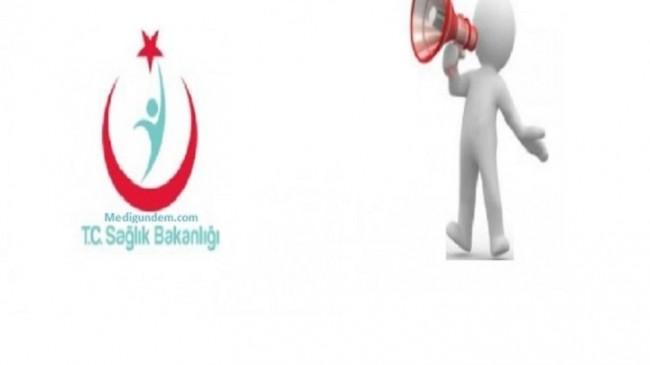 Sağlık personel alımı göreve başlama işlemleri hakkında