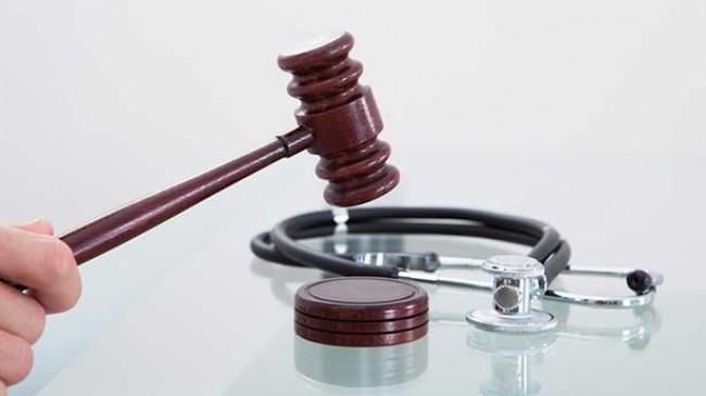Sağlık çalışanlarına hakaret ve tehdite 4 bin 700 lira para cezası