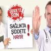 Sağlık çalışanlarına tehdit ve hakarete hapis ve para cezası