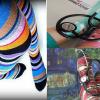 Sağlık çalışanlarından Renkli Çoraplarla İlginç Etkinlik