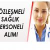 Farklı Branşlarda Sözleşmeli Sağlık Personel Alım ilanı