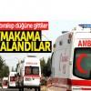 Samsun'da düğüne ambulansla gidenler hakkında soruşturma