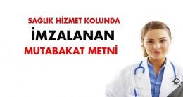 Toplu sözleşmede, Sağlık Çalışanlarını İlgilendiren Düzenlemeler