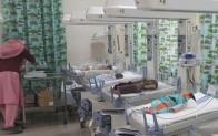 Hastanede klima bozuldu, 8 çocuk öldü