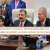 Sağlık Bakanı Koca'dan Sağlık çalışanlarını umutlandıran açıklama