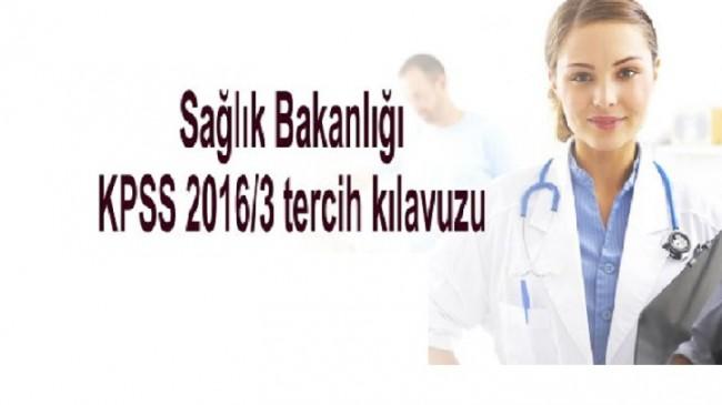 Sağlık Personel  alımı tercih işlemleri başladı