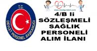 Çeşitli Branşlarda 254 Sözleşmeli Sağlık Personeli Alınacak