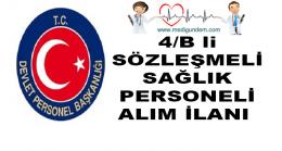 Üniversite Hastanesi Çeşitli Branşlarda 4/B Sağlık Personeli Alım İlanı