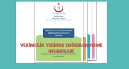 Verimlilik Gözlemcisi Yerinde Değerlendirme Rehberleri 2017
